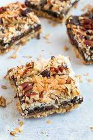 Healthy Nut Square
