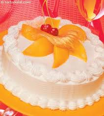 vanilla peach gateaux | A Women led cake shop and bakery in Kashipur | Buns in Oven | The Finest and freshest bakery | Order Cake online and Cake Delivery in Uttarakhand - Buy & Send Cake Now | home delivery and pick up of Cakes | Cakes in Jars | Breads | Cookies | Donuts | Pizzas