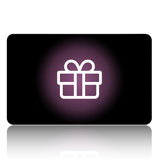 Gift cards by buns in oven